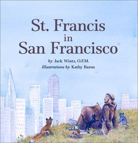 St. Francis in San Francisco by Jack Wintz (2001-09-04)