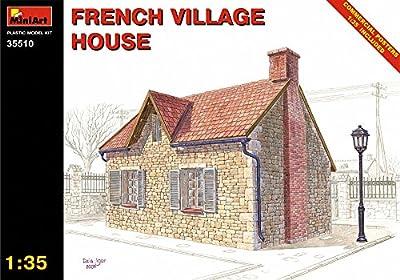 MiniArt 35510 - Französisches Dorfhaus von MiniArt