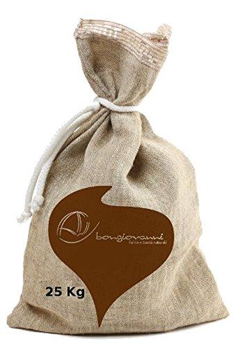 Bongiovanni (Farine e bontà naturali) Farina di Grano khorasan KAMUT Setacciata (Bianca) 5Kg BIO