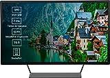 HP Pavilion 32 V1M69AA 81,28 cm (32 Zoll) Monitor (QHD, WVA+, HDMI, DisplayPort, USB, 7ms Reaktionszeit) schwarz