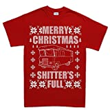 Griswold Vacation Shitters Full Christmas Funny Tshirt