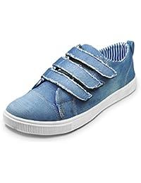 Beonza Men Premium Fashion Denim Sneakers Casual Shoes