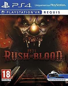 Until Dawn: Rush Of Blood - Playstation VR
