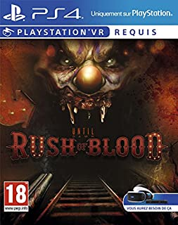 Until Dawn : Rush Of Blood (B00ZG1SHXU) | Amazon Products