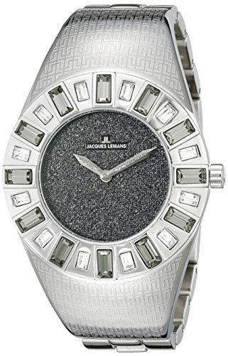 Jacques Lemans Cannes 1-1585G Ladies Metal Bracelet Watch