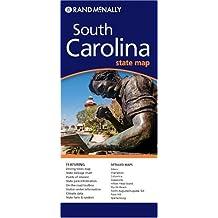 South Carolina, SC (State Maps-USA)