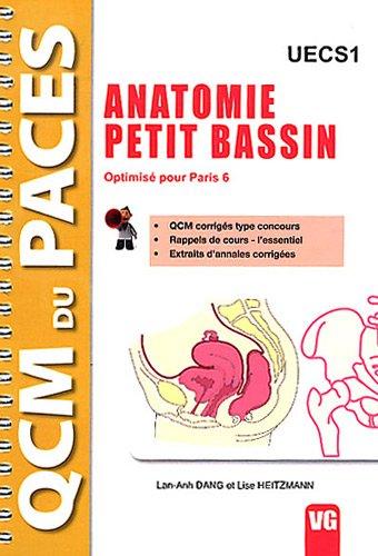 Anatomie petit bassin UECS1 : Optimisé pour Paris 6