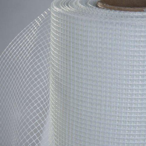 4x 100m² Innenputzgewebe 70 g/m² weiß TOP Armierungsgewebe Glasfasergewebe Putz