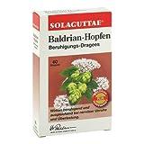 SOLAGUTTAE Baldrian-Hopfen Einschlaf Dragees 40 St