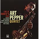 Live at Donte's 1968 by Art Pepper (2004-11-16)
