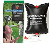 Best Solar Showers - Ad Fresh 20L Portable Solar Camping Hiking Outdoor Review
