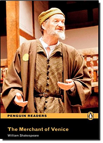 Penguin Readers 4: Merchant of Venice Book & MP3 Pack (Pearson English Graded Readers)