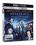 Locandina Assassinio sull'Orient Express (4K UHD + Blu-Ray)