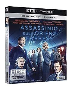 Assassinio sull'Orient Express (4K UHD + Blu-Ray)