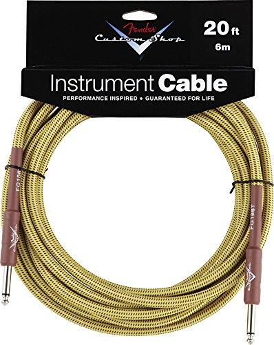 Fender 099-0820-050 Custom Shop Performance Series Cable - Instrumenten Kabel - Custom Shop