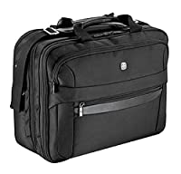 Wenger Business and Notebook Briefcase, 44 cm, Black 2160504