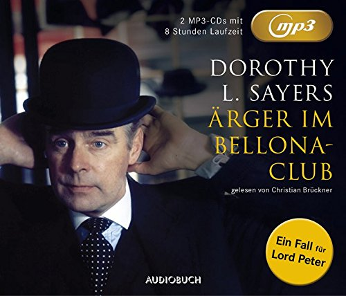 Ärger im Bellona Club (MP3-CDs) - 2 MP3-CDs mit 510 Min. 510 Mp3