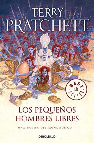 Los Pequeños Hombres Libres (Mundodisco 30) (BEST SELLER) por Terry Pratchett