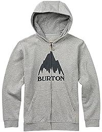 Burton Jungen Classic Mountain Full-Zip Hoodie