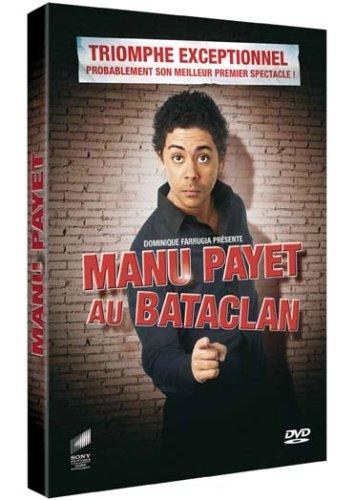 Manu Payet - Au Bataclan