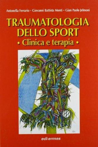 Zoom IMG-2 traumatologia dello sport clinica e