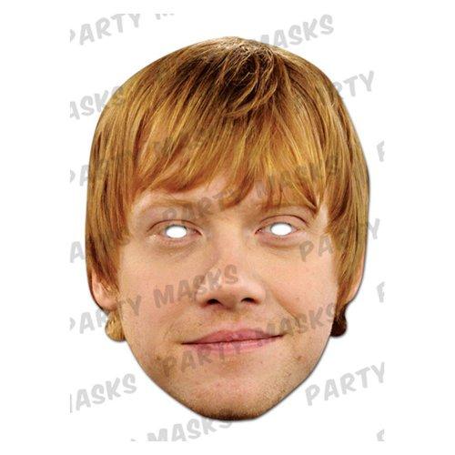 Rupert Grint (Ron Weasley in Harry Potter) - Partymaske