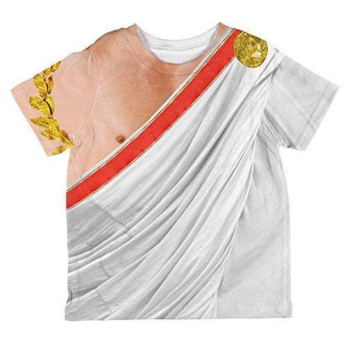Old Glory Kostüm Halloween Römischen Toga über Kleinkind T Shirt Multi 2 t