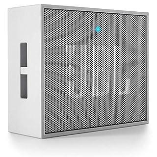 JBL Go - Altavoz Portátil para Smartphones, Tablets y Dispositivos MP3 (Bluetooth, Recargable, Entrada AUX), Color Gris (B00UWM50GK)   Amazon Products
