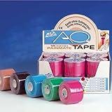 AQ-Tapes 5 cm blau - Kinesiologie Tape