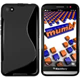 mumbi S-TPU Schutzhülle für BlackBerry Z30 Hülle