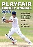 Playfair Cricket Annual 2013