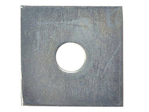 FORSQPL5012M - Forgefix - FORSQPL5012M Square Plate Washer ZP 50 - EU / UK