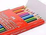 Faber-Castell Triangular Best Grip Colour Pencils (24Stück)