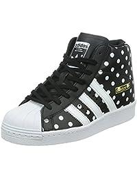 adidas Superstar Up W Negro Mujer (43 1/3 EU)