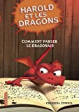 harold et les dragons tome 3 comment parler le dragonais