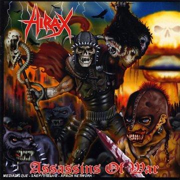 Assassins Of War (EP) by Hirax