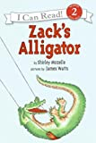 Zack's Alligator (I Can Read Book)