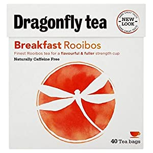 Dragonfly Rooibos Breakfast Tea 40 per pack by Dragonfly