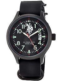 Reloj Pulsera Hombre U.S. Polo ASSN. Piel Negro usp4312bk Data
