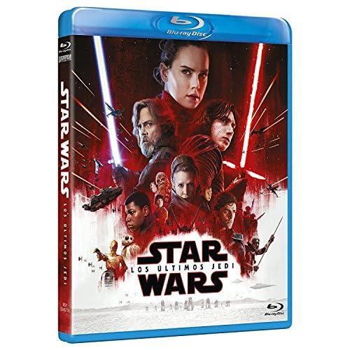 Star Wars: Los Últimos Jedi [Blu-ray] 1