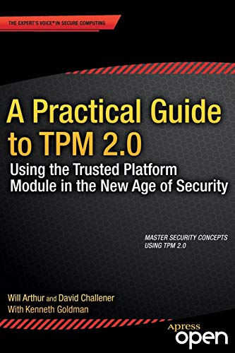 2.0 Edv (A Practical Guide to TPM 2.0: Using the Trusted Platform Module in the New Age of Security)