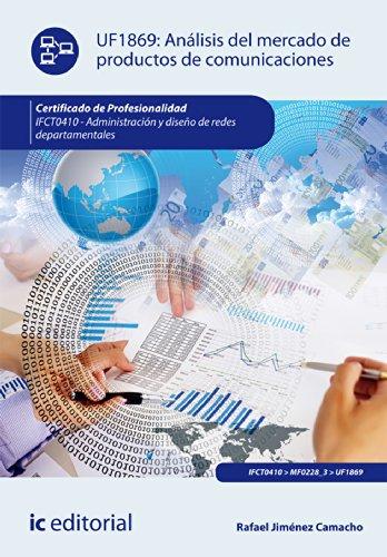Análisis del mercado de productos de comunicaciones : administración y diseño de redes departamentales