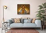 LB 1 Panel ungerahmt Ölbilder Druck auf Leinwand, Jesus Christus / Jesus Missionar, Kunstwerk für Room Decor / Geschenke / Festival Feier / religiöse Kultur 40cm * 50cm