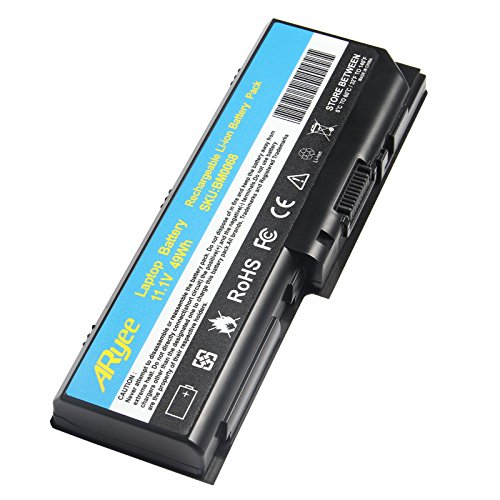 PA3536U-1BRS PA3537U-1BAS PA3537U-1BRS PABAS100 PABAS101 Laptop-Batterie für Toshiba Satellite L355 L3 50 P205 P205D PABAS100 PABAS101 Notebook Power ARyee - 1bas Notebook