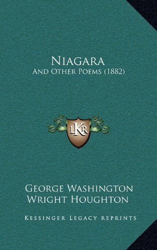 Niagara: And Other Poems (1882)