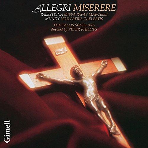 Allegri: Miserere - 01. Miserere mei, Deus