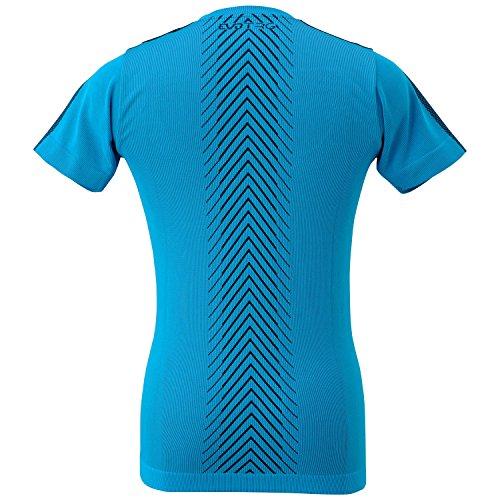 PUMA Herren T-Shirt IT Evotrg Thermo-r ACTV Tee Atomic Blau-Schwarz