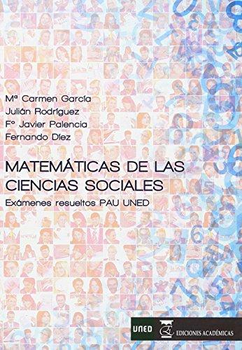 Pdf Matemáticas De Las Ciencias Sociales Exámenes Resueltos Pau