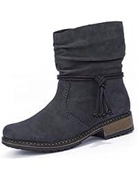 Rieker Z6893, Botines para Mujer  Zapatos de moda en línea Obtenga el mejor descuento de venta caliente-Descuento más grande
