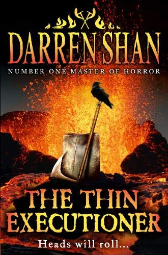 The Thin Executioner por Darren Shan